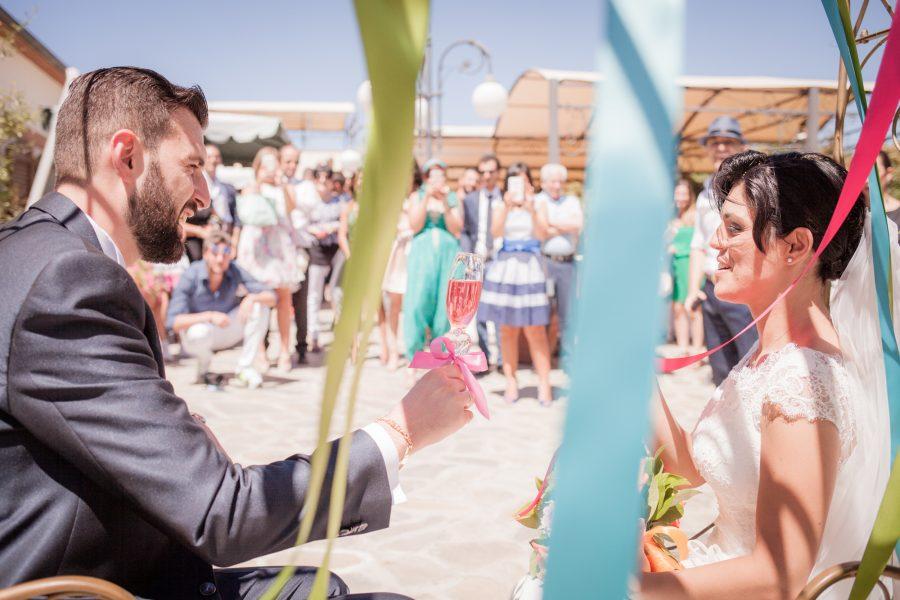 Servizio Fotografico matrimoniale di Carlo e Francesca a Sassari - Sardegna