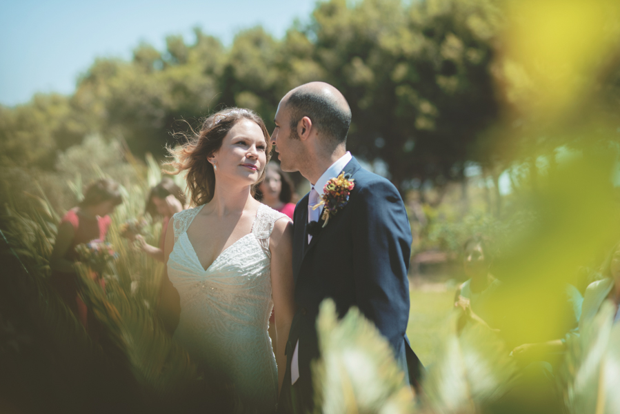 Fotografia Matrimonio Alghero bacio