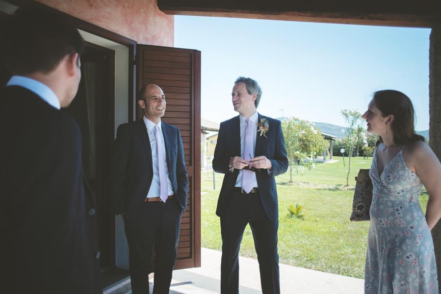 Fotografia Matrimonio Alghero invitati