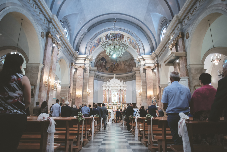 fotografia matrimonio sassari marcella e roberto chiesa