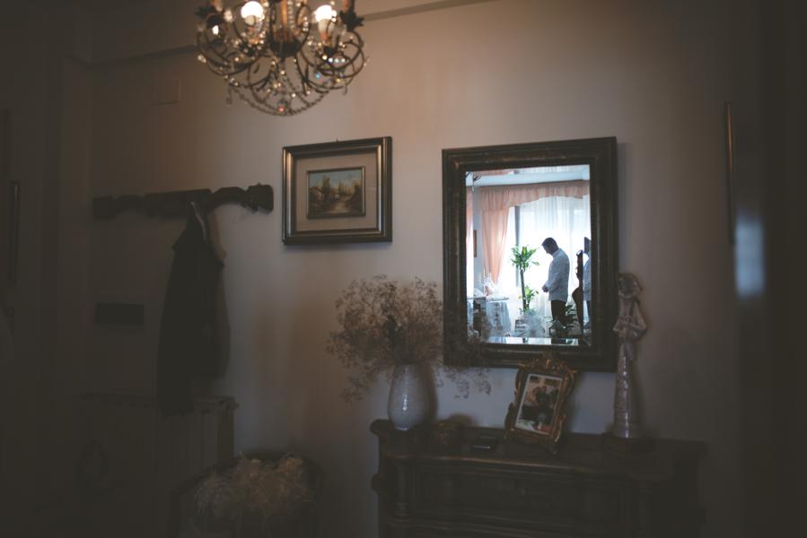 fotografia matrimonio sassari marcella e roberto preparazione sposo