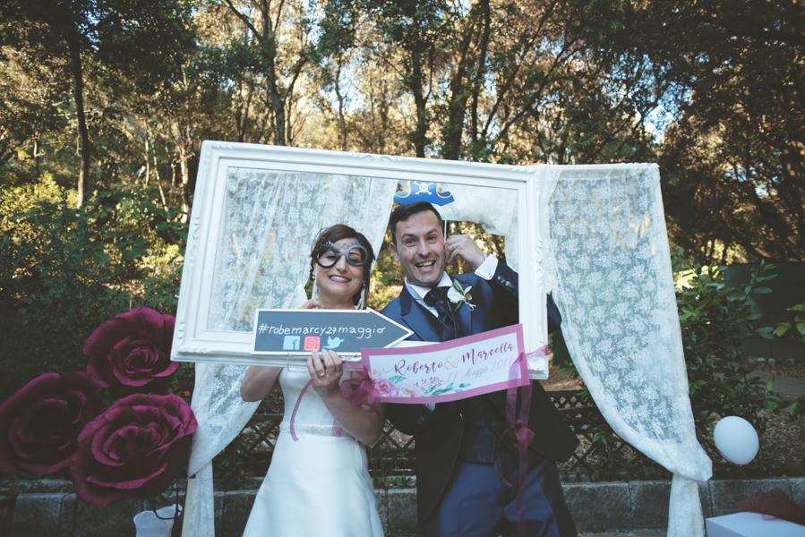 fotografia matrimonio sassari marcella e roberto photobooth