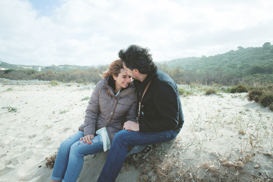 Fotografia prematrimoniale Valentina e Fabio reportage